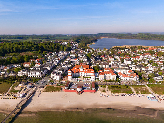 Kurhaus Binz – Travel Charme Hotels