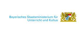 Logo Bayerisches Staatsministerium für Unterricht und Kultus