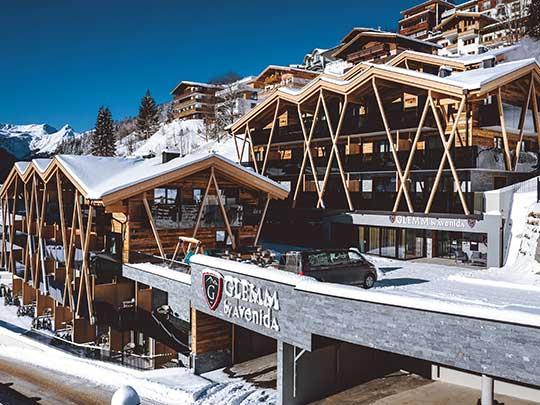 4-Sterne Superior Resort GLEMM by AvenidA