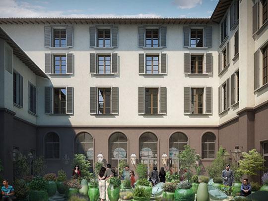 25hours Hotel Piazza San Paolino